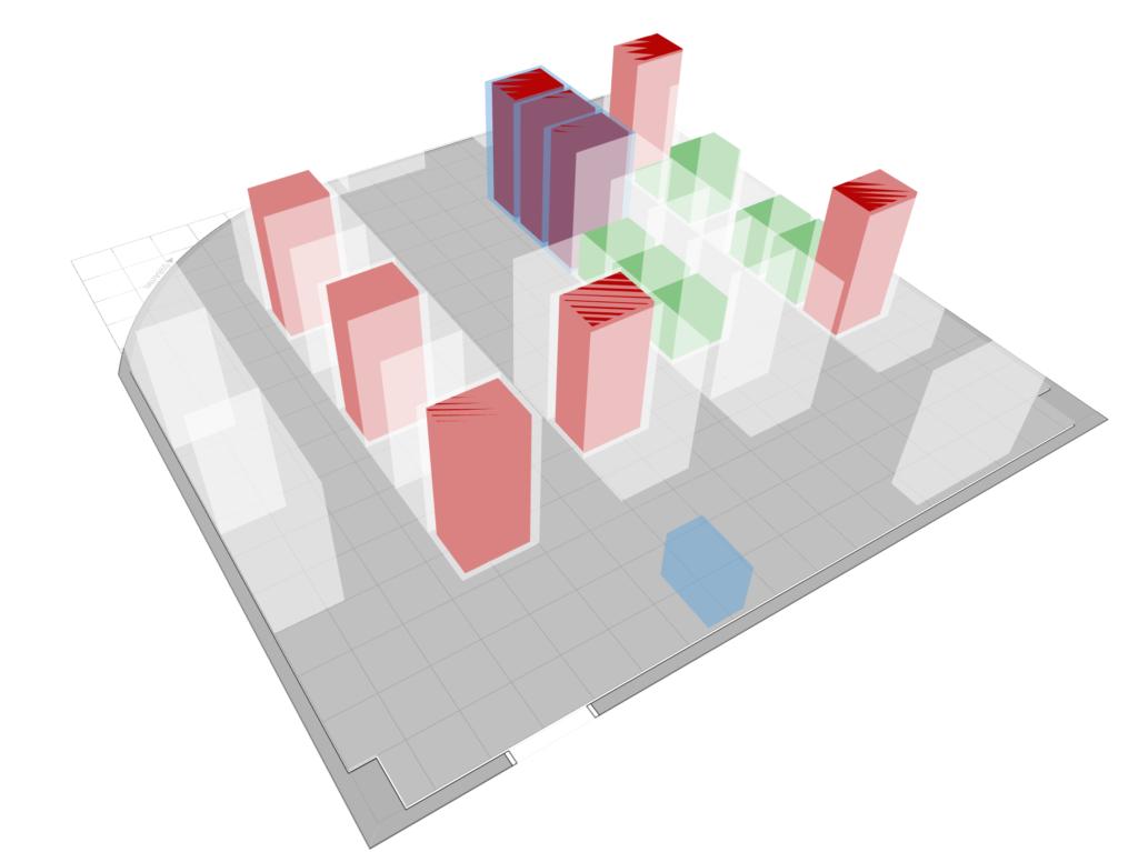 3D power consumption view