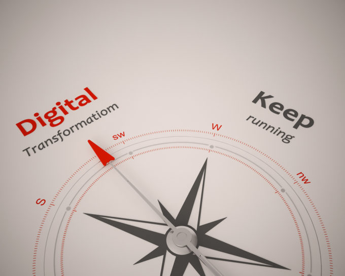 Taking the first step towards digital transformation
